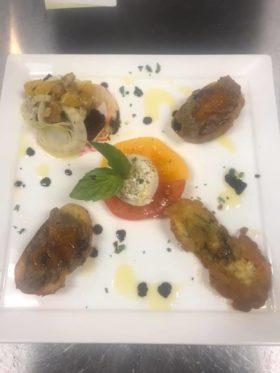 Italian Appetizer Sampler